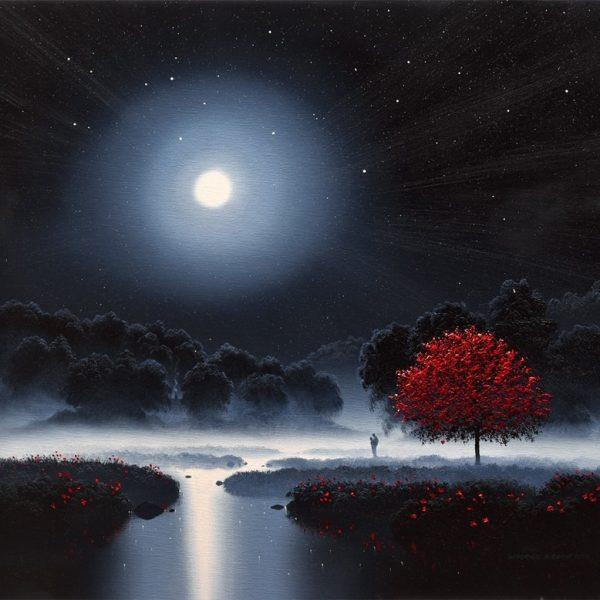 Together, Moonlit Stroll