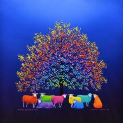 Farmer Rainbow's Flock