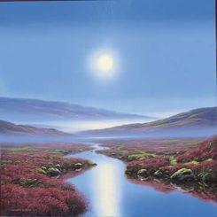 Moorland Evening