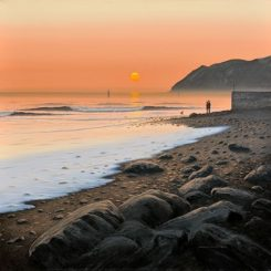 Together, Early Morning Lynmouth
