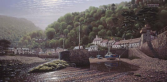 Another Day for Gypsy at Lynmouth