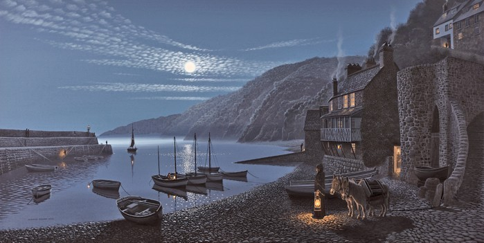 Welcome Home to Clovelly
