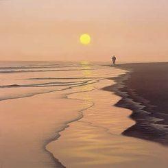 Together at Evening Tide