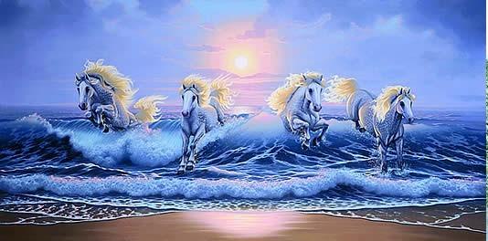 Sea Horse Fantasy